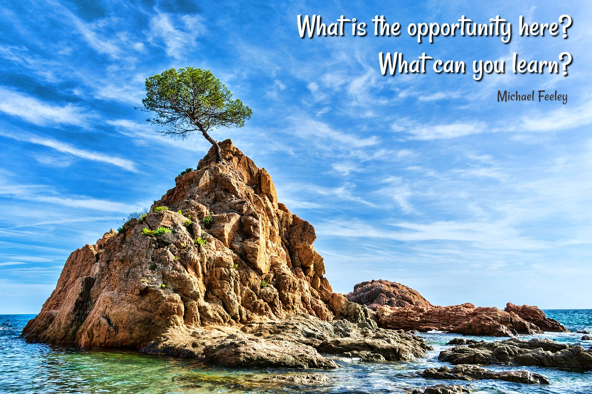 Change Pain Into An Opportunity