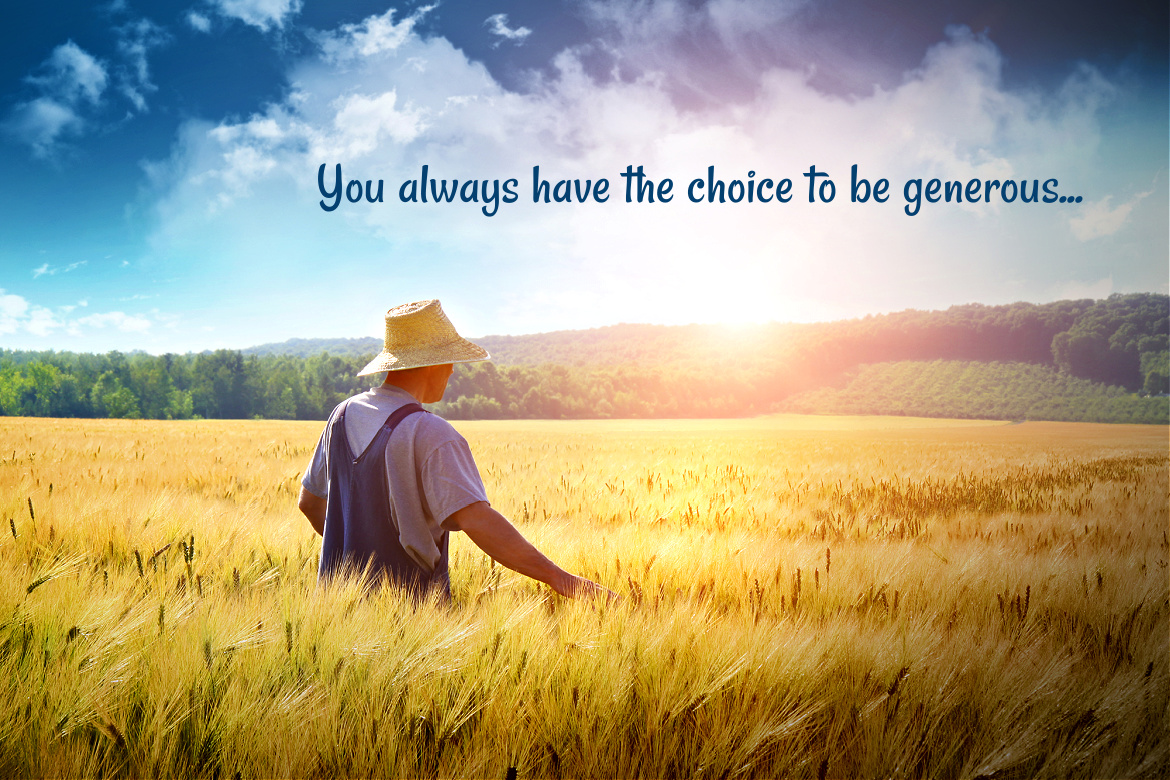 Make Your Choices Count