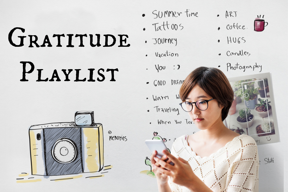 What's on Your Gratitude Playlist?